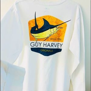 Guy Harvey Men's Long Sleeve Shirt